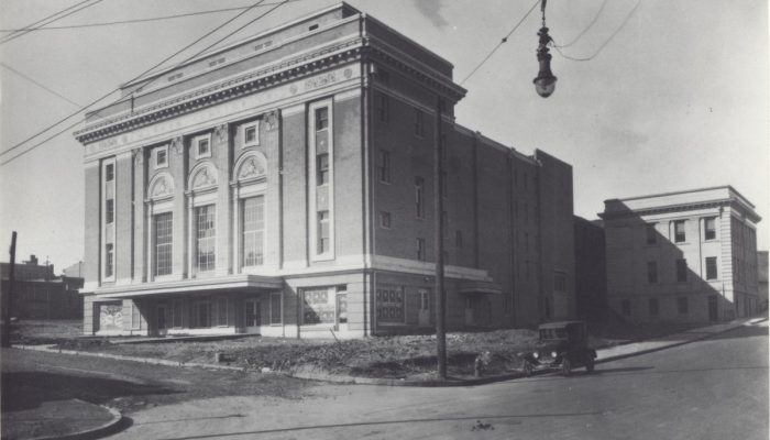 The Carolina Theatre - Historic Exhibit
