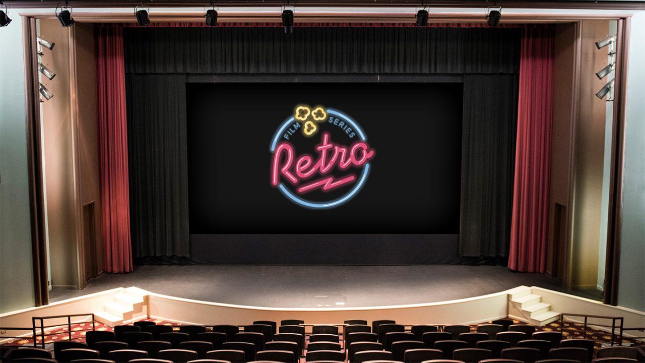 The interior of the Carolina Theatre Cinema One.