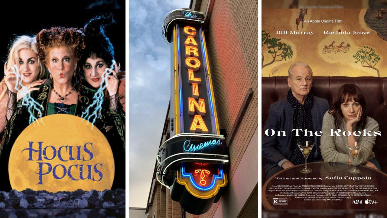 Reopening Carolina Theatre
